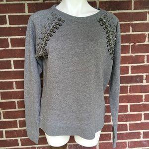J.Crew Gray Sweater Size L